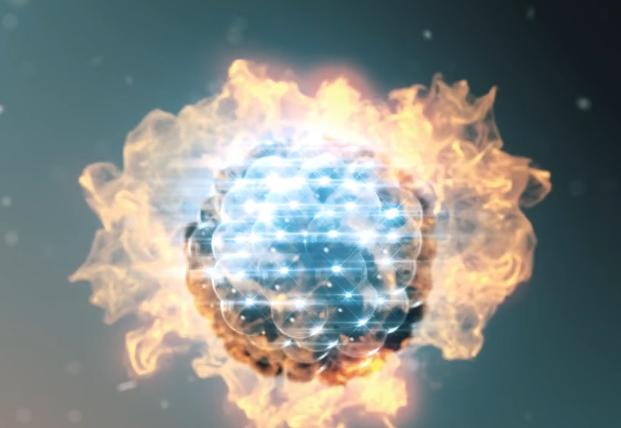 3D logo video
