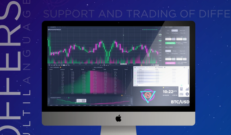 trading platform video